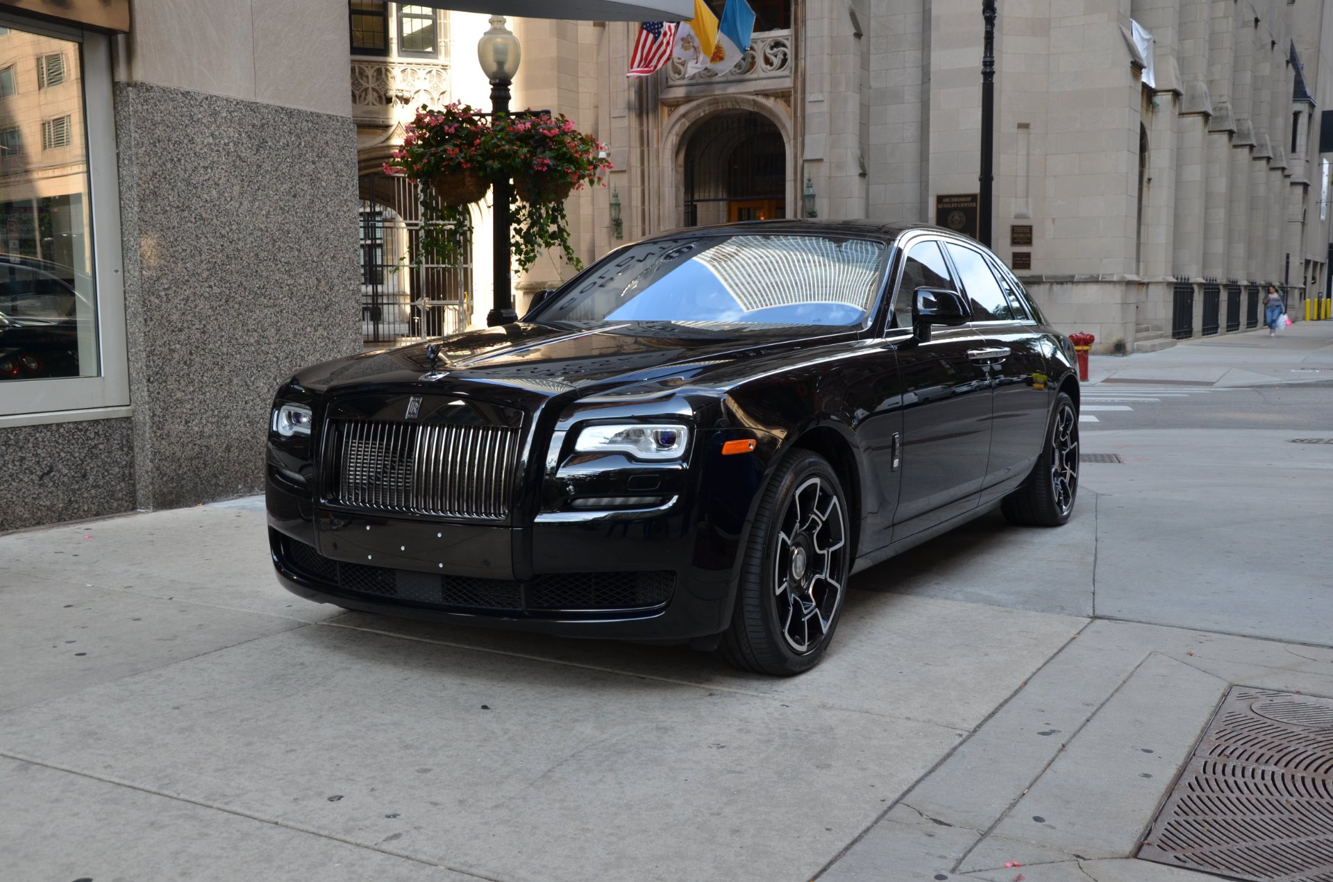 Rolls Royce Ghost - Color | Black