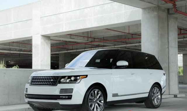 Land Rover Range Rover HSE - Color | White
