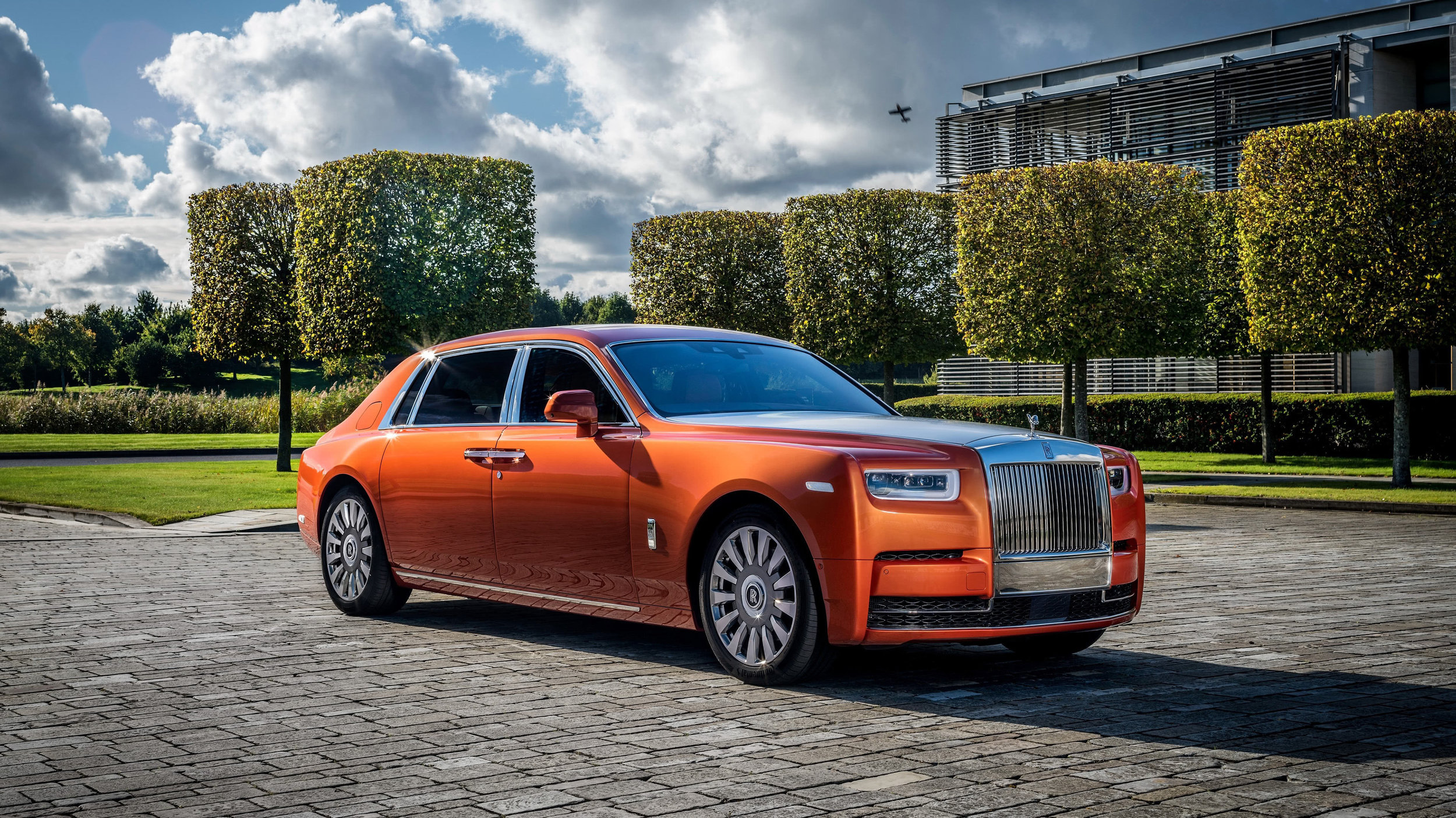 Luxury Vehicle Rental -