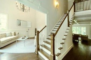 Grand Staircase | Living Room
