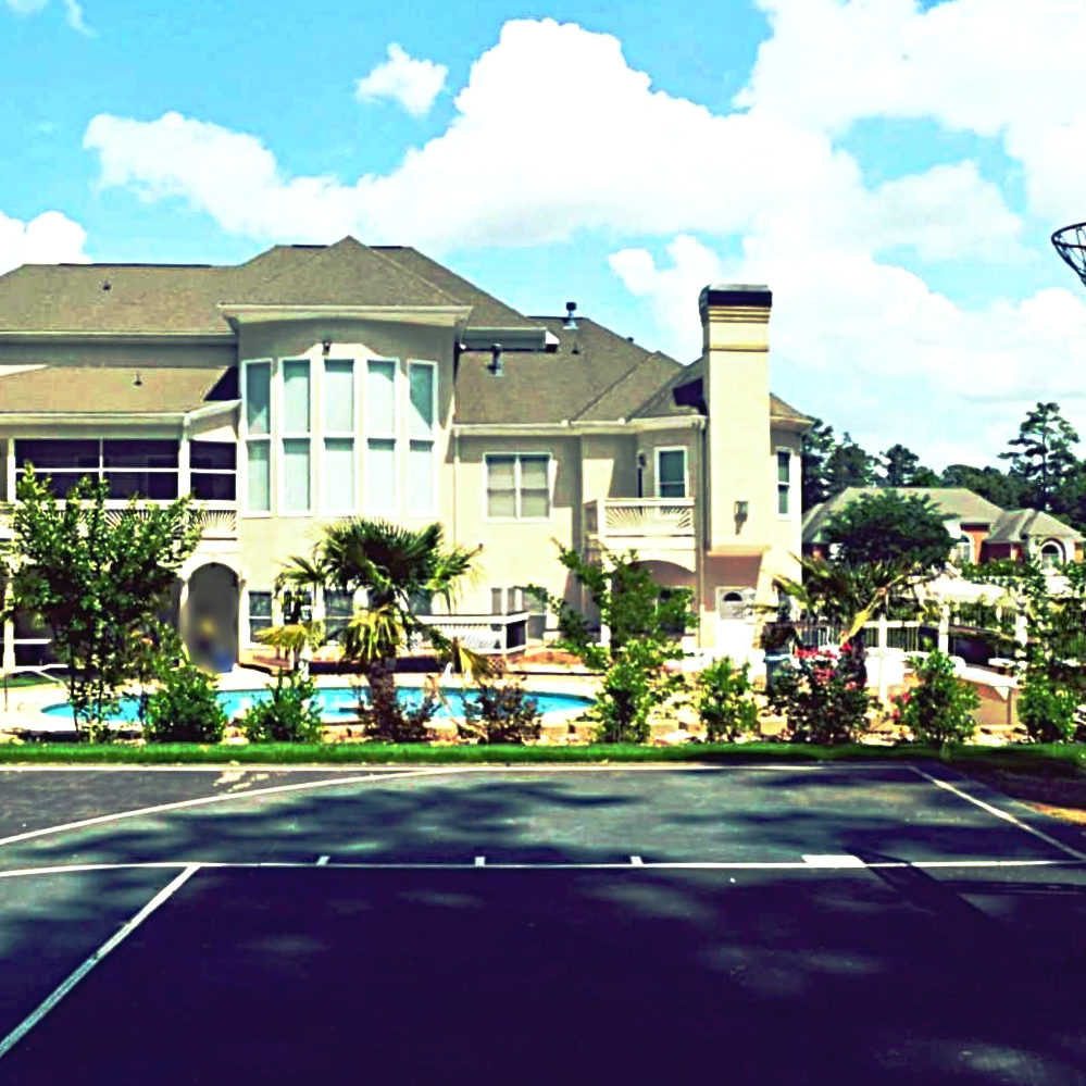 Rear of Mansion | Court View