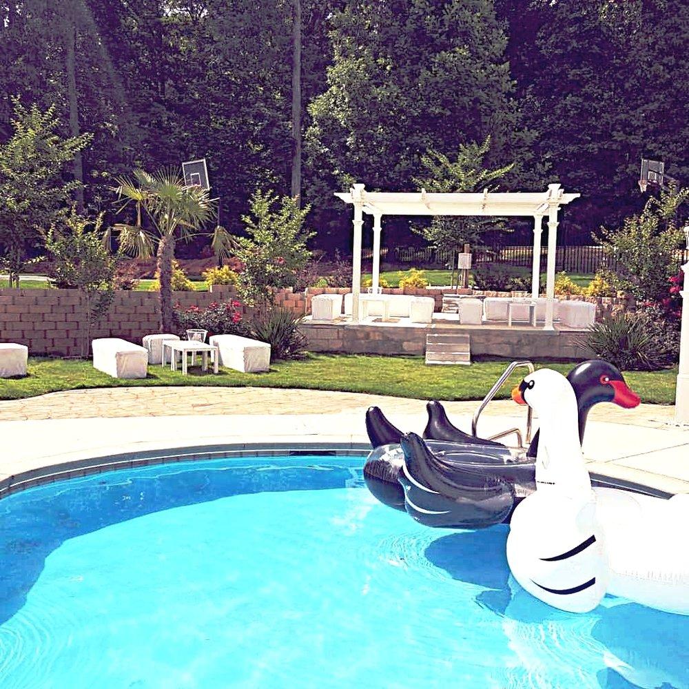 Pool & Renter Setup