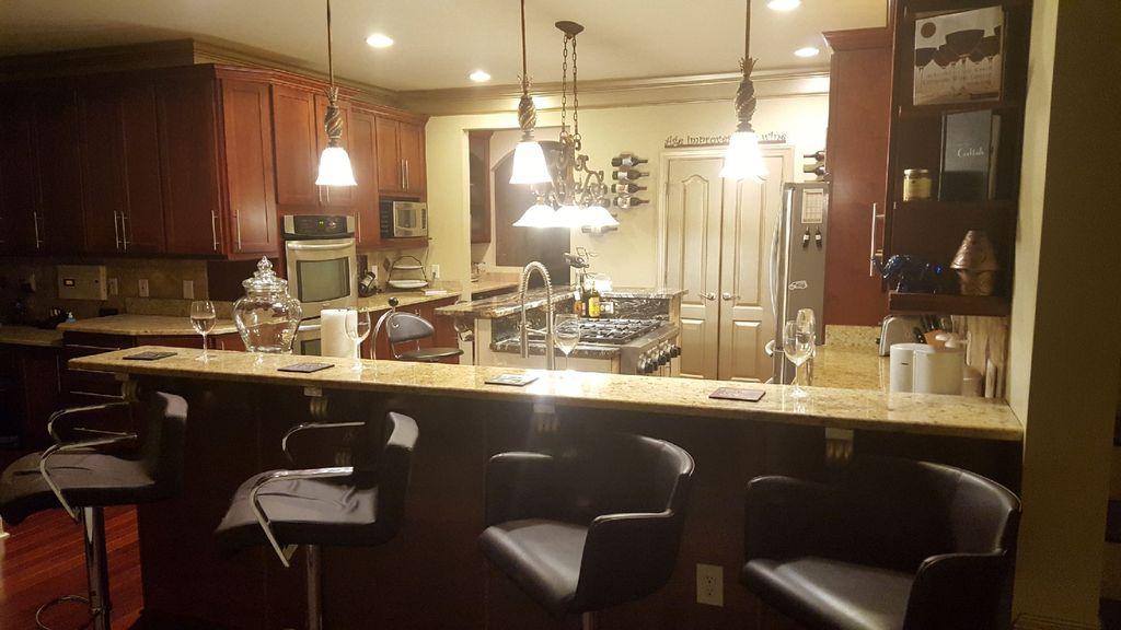 Main Kitchen Bar