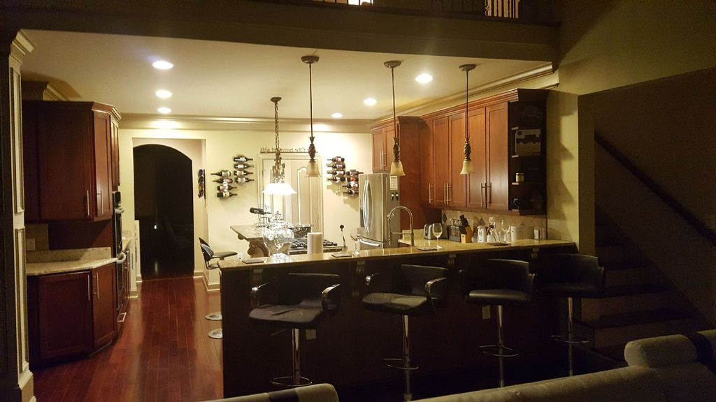 Main Kitchen alt View