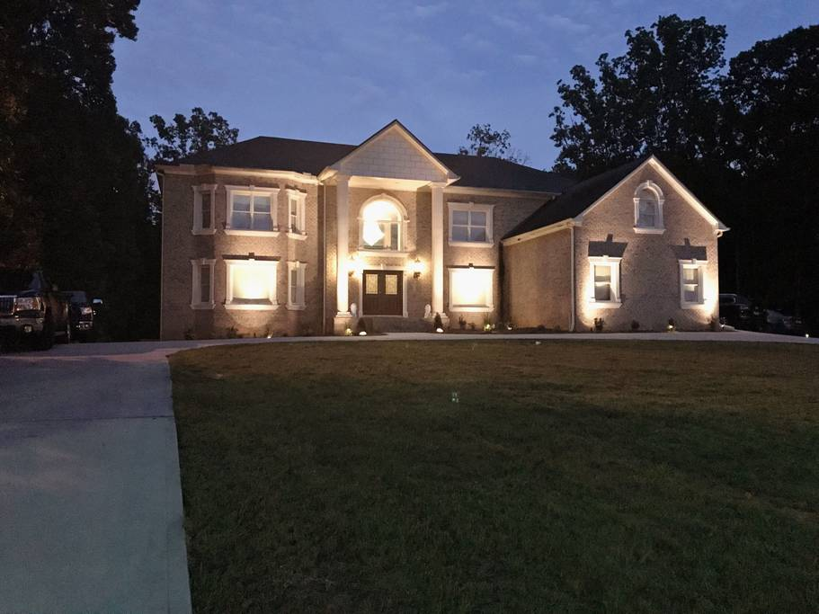 Front of House | Night Time