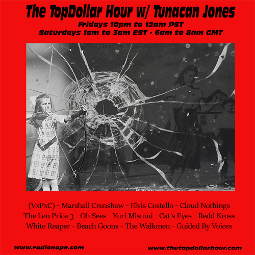 The TopDollar Hour w/ Tunacan Jones
