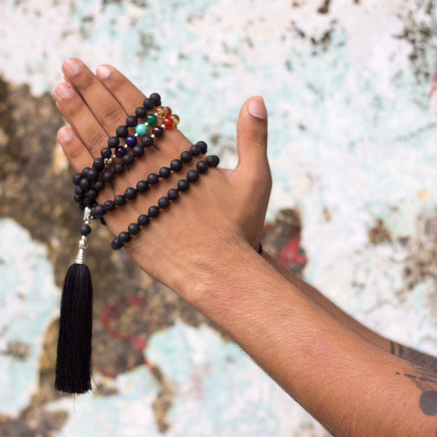 how to meditate with your mala -