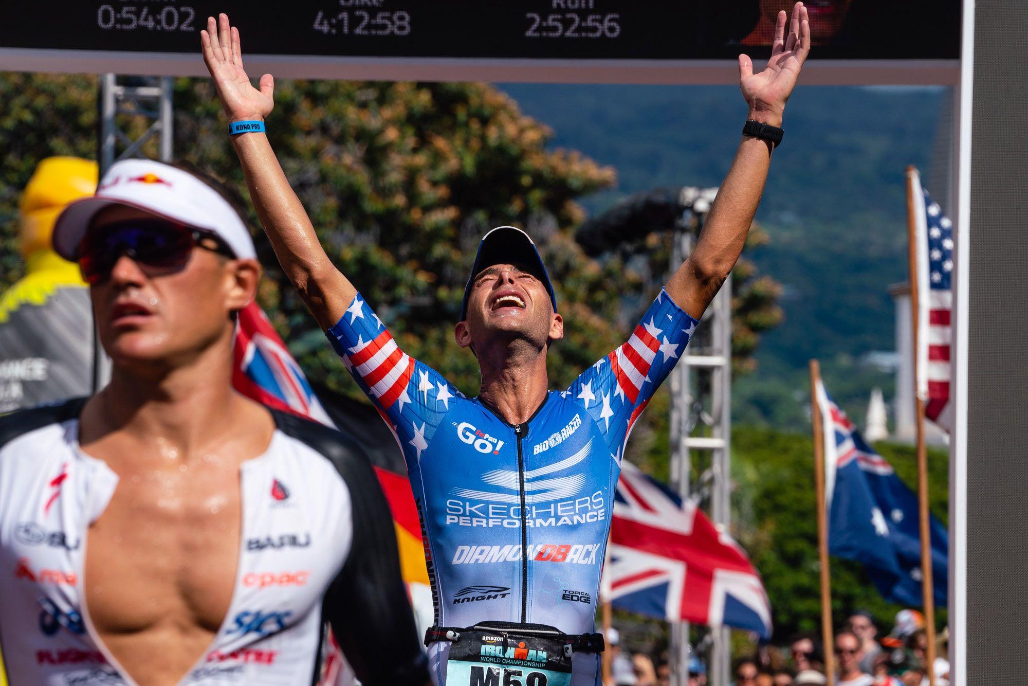 Matt Russel @ 2018 Ironman Kona, Hawaii