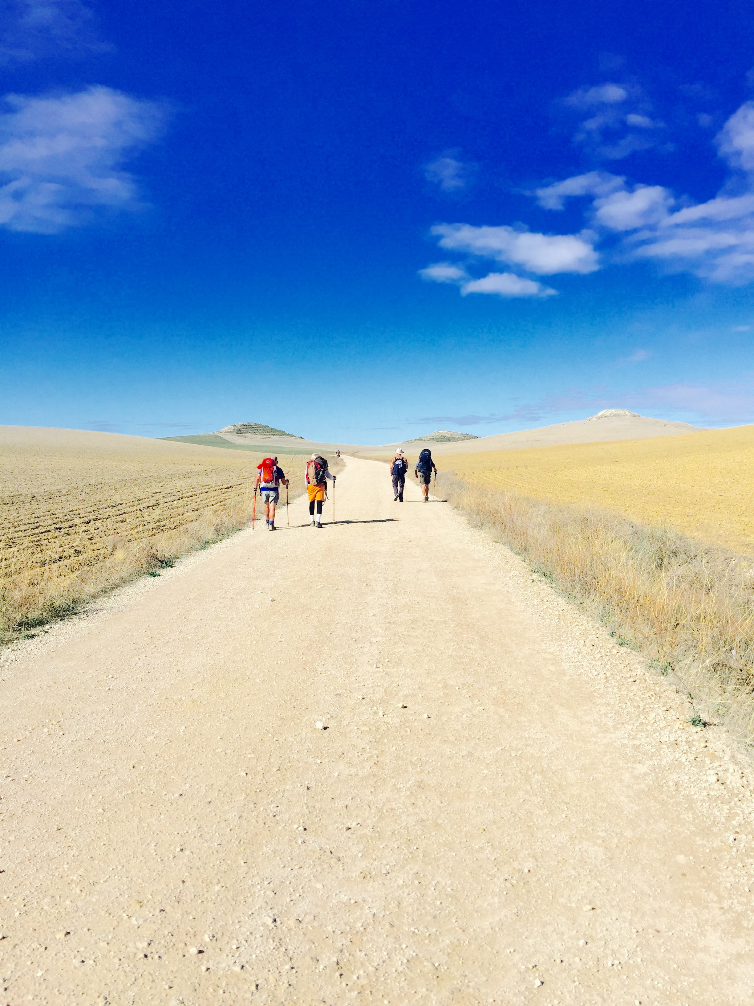 Where it all began... - The Camino de Santiago de Compostela Pilgrimage