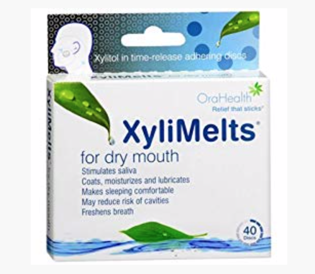 XyliMelts Sjogren's Syndrome Dry Mouth Relief