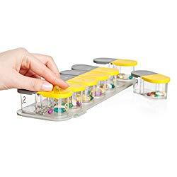Large Pill Box Organizer