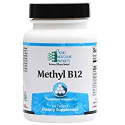 Methyl B12 MTHFR Formula