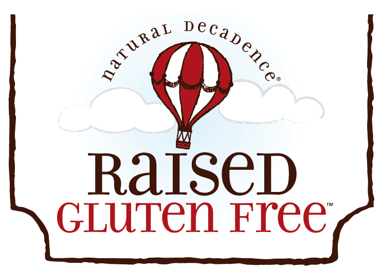 Raised Gluten Free - Natural Decadence and their brand, Raised Gluten Free, is a women-owned gluten-free bakery dedicated to providing delicious allergen-friendly food, to those who can't enjoy them in their traditional forms due to food sensitivities or restrictions. Through personal struggles with allergies, Owners Rosa Dixon and Milia Lando have developed methods and practices that ensure high-quality artisan goods and consistent food safety.