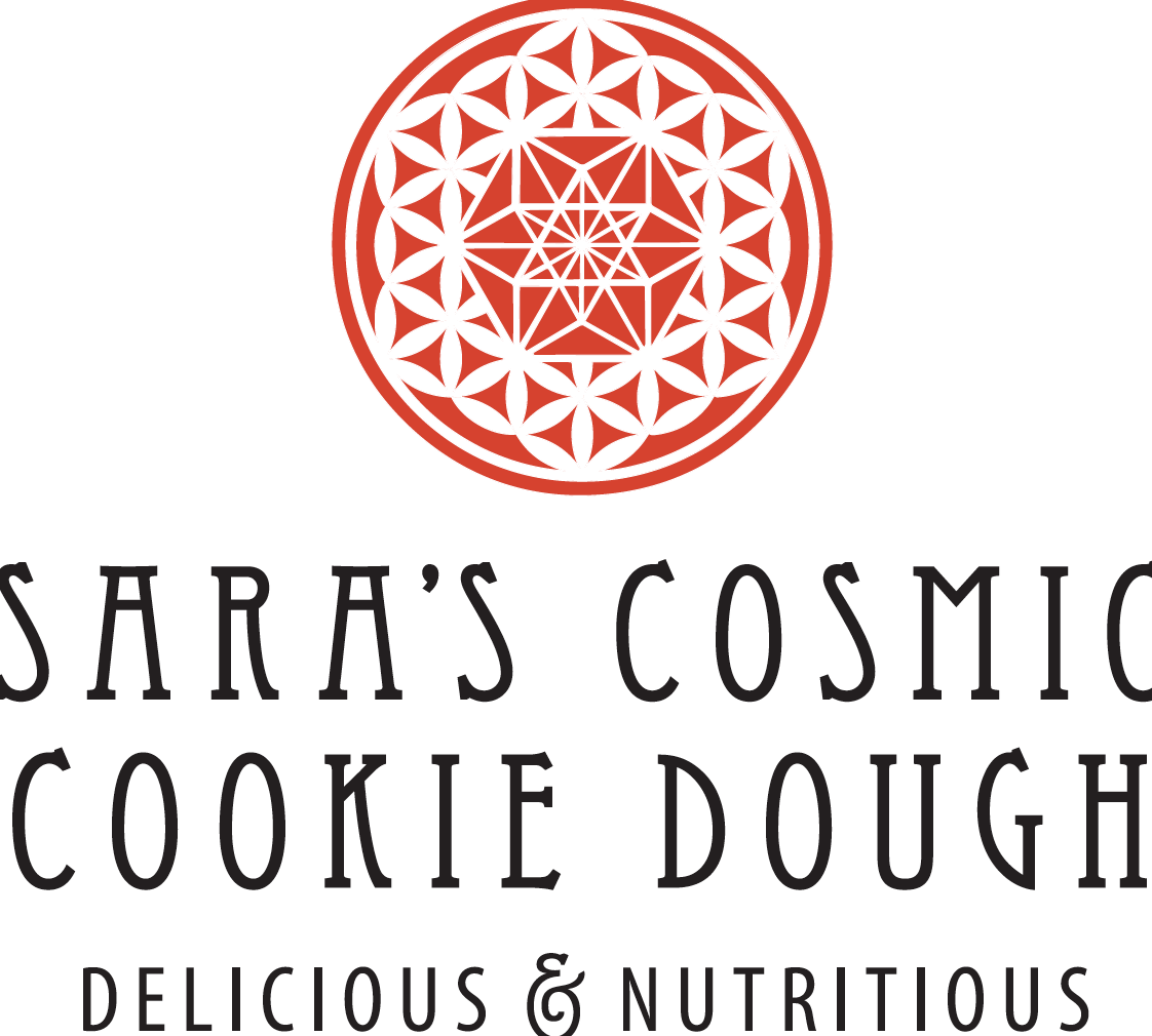 Sara's Cosmic Cookie Dough - Sara's Cosmic Cookie Dough offers delicious and nutritious cookie dough that can be enjoyed raw or baked. Offering a healthier twist on traditional cookie dough, Sara's Cosmic Cookie Dough is gluten-free, vegan, keto and paleo friendly. Made with 4 plant-based superfoods, it suppresses appetite, increases energy, improves heart and immune health and provides rich antioxidants without sacrificing flavor. Available online at CosmicCookieDough.com.