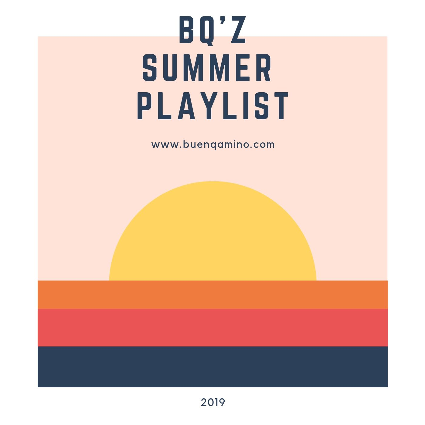 Summer 2019 Playlist - Perfect for the beach, river floating, or summer dazing. Mineral sunscreen not included.