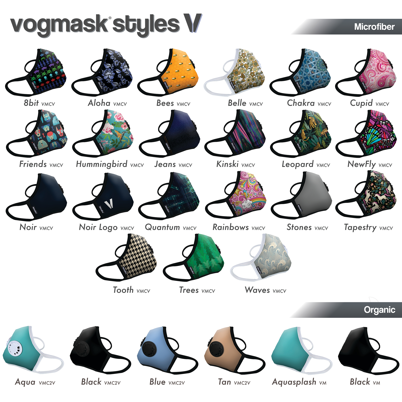 Various Vogmasks