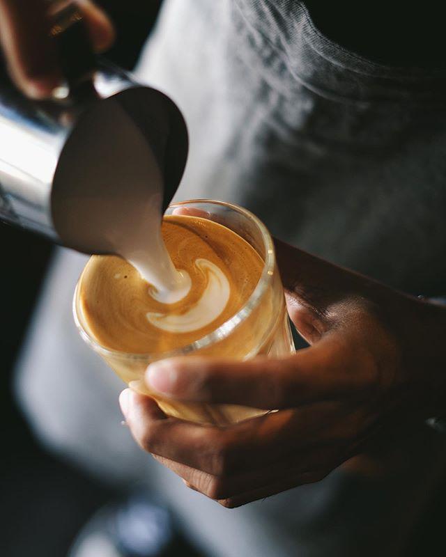 Sunday always nice with you my coffee #milestonecoffeebali