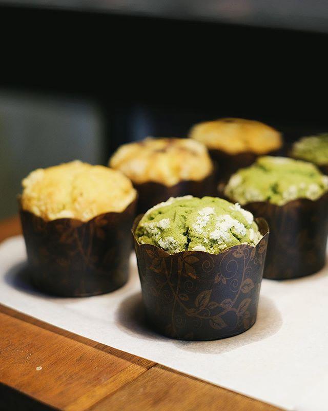 Freshly baked muffins #milestonecoffeebali