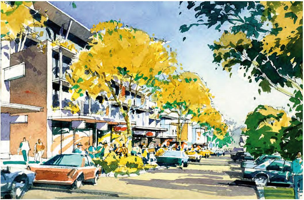 TURRAMURRA TOWN CENTRE
