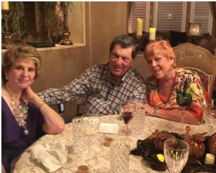 Danah Mossler, Bob Brockmeier, Carolyn Reichert