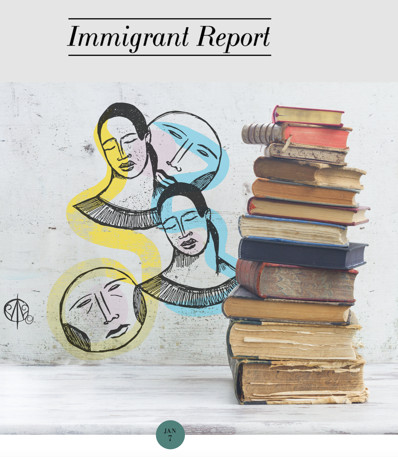 Published in The Immigrant Report