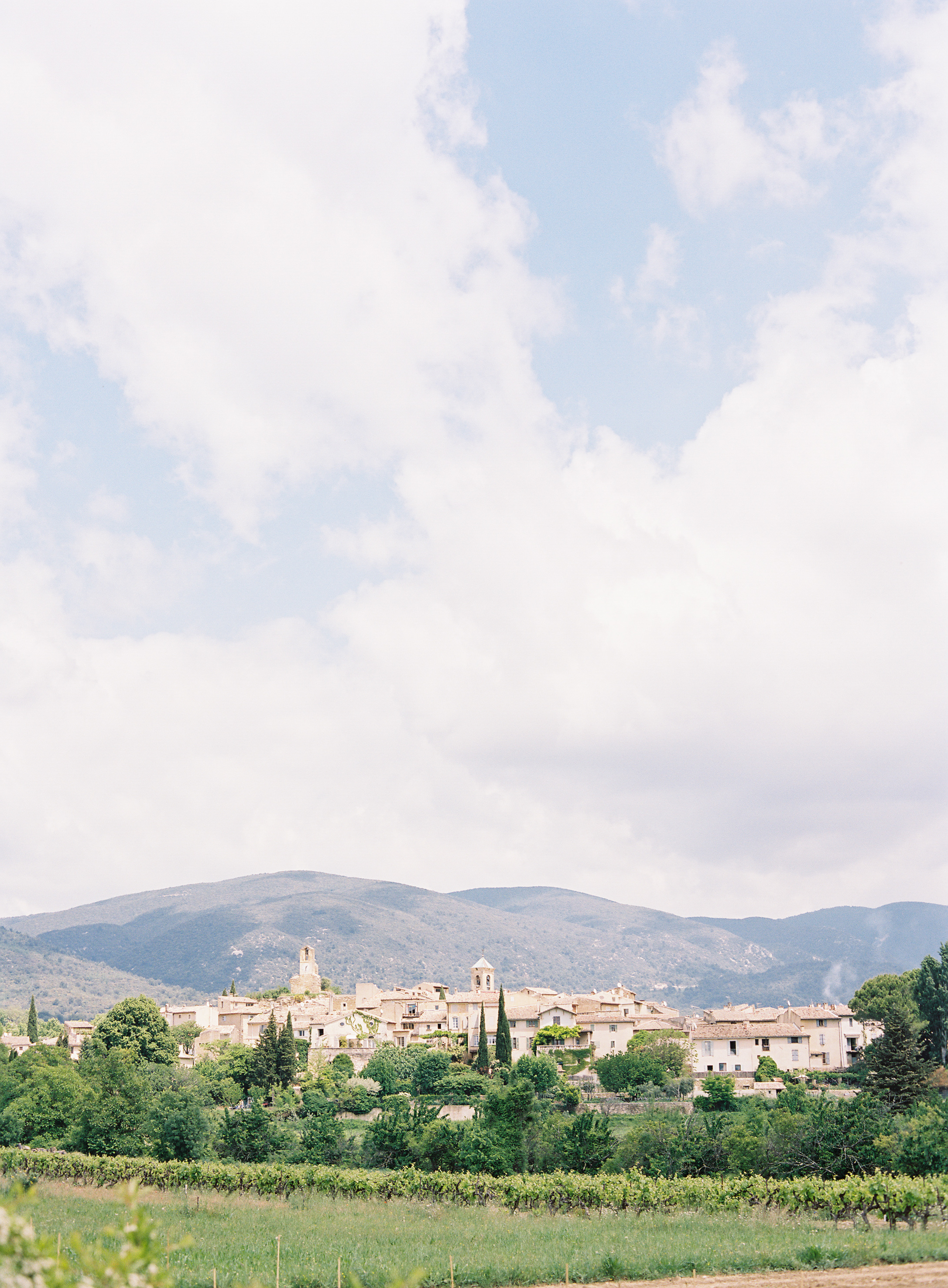 Provencal Towns