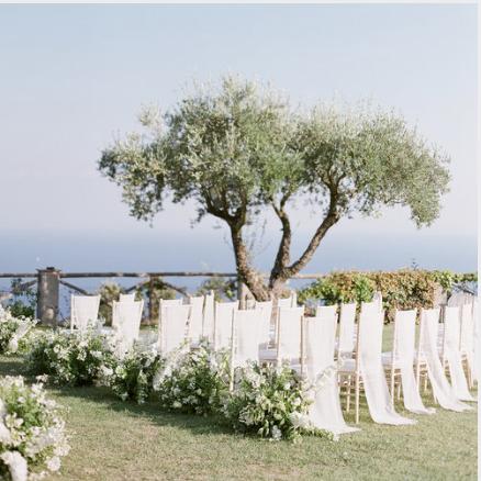 Italian Coastline - A beautiful destination wedding in Ravello, Italy. Photography by Vasiaopen gallery