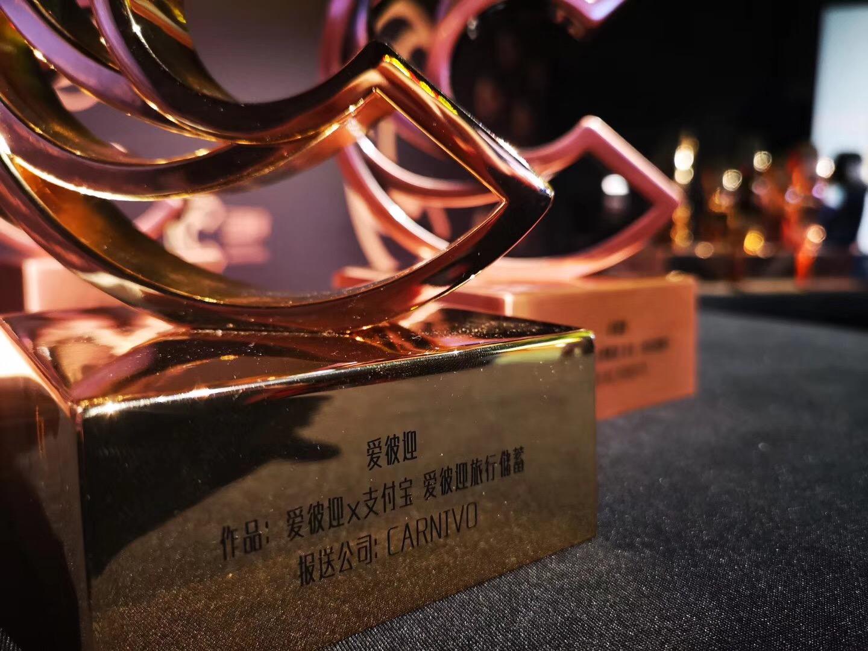 Gold Award, China Product Marketing Award.