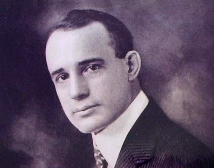 Image of Napoleon Hill from Wikipedia