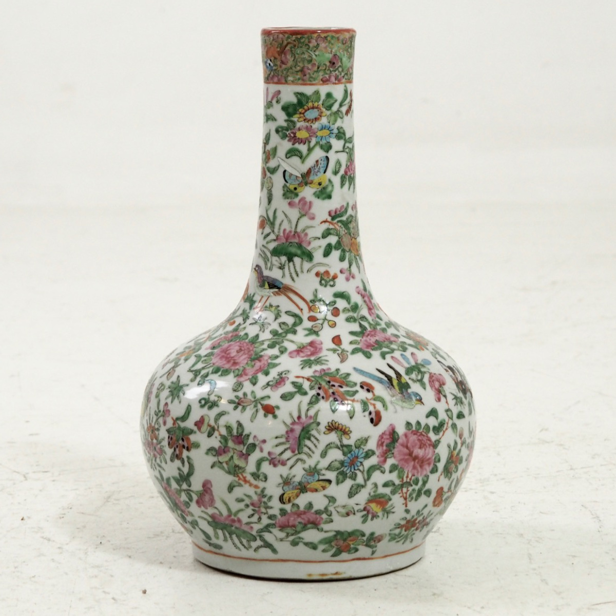 Chinese porcelain vase, 19th C. - € 1.400