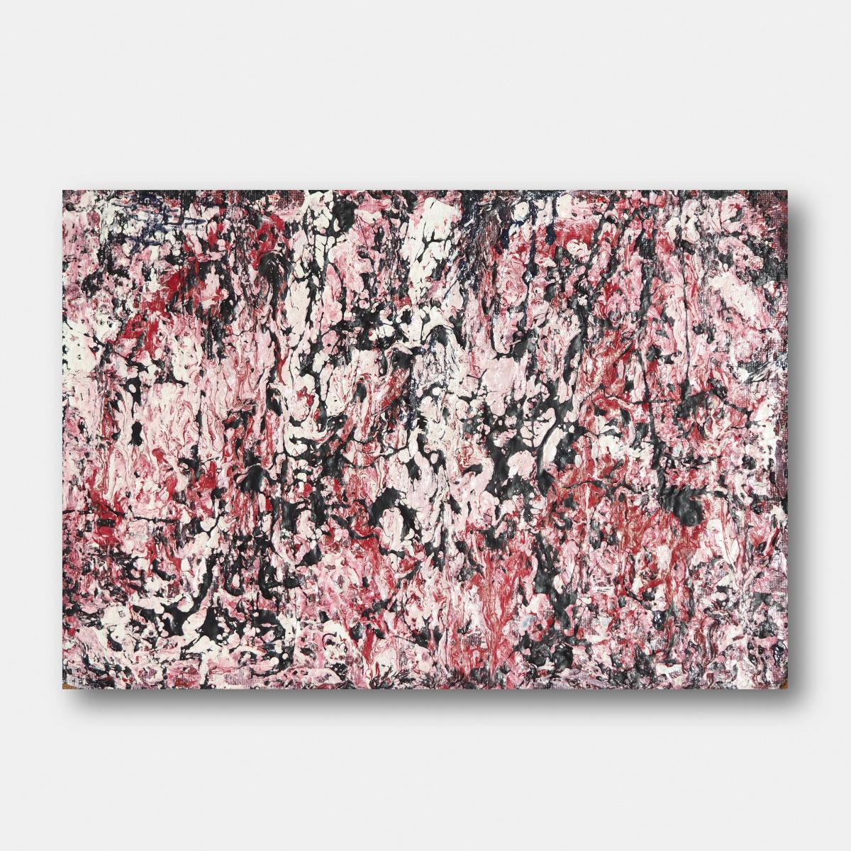 Acrylic painting, 60's / 70's. - € 600