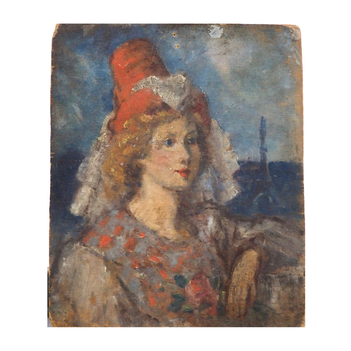 Fine probably Russian painting, 19th C. - € 800