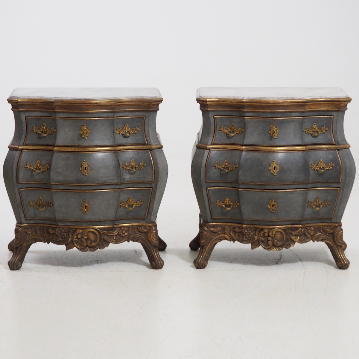 Pair of chests, end 19th C. - € 4.500