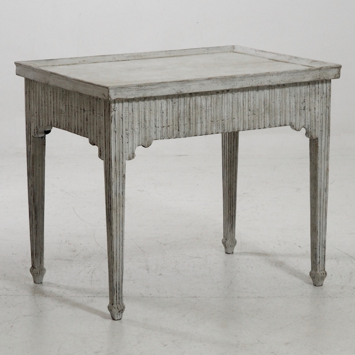 Rare table, circa, 1790. - € 2.000
