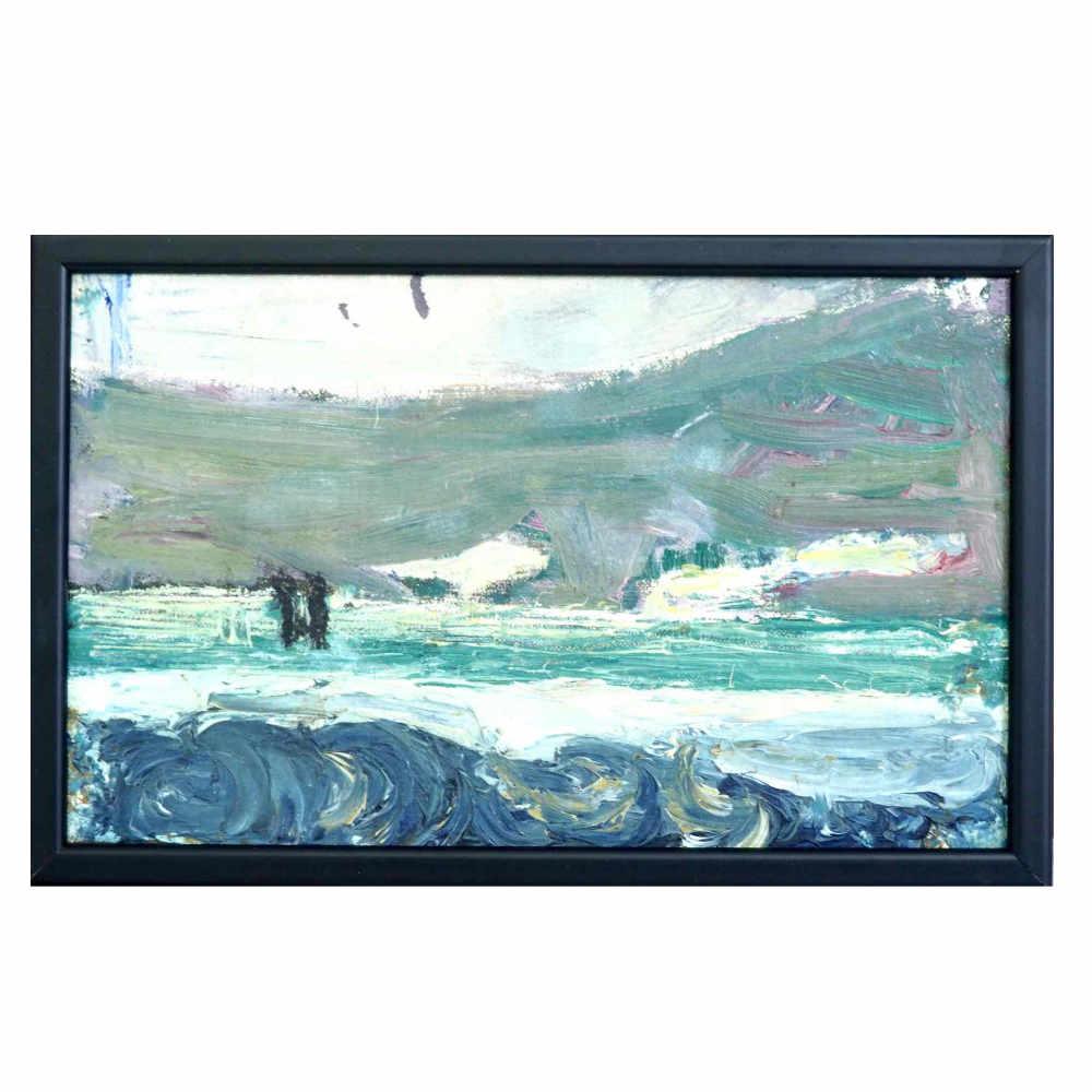 Danish expressionist painting, 20th C. - € 300