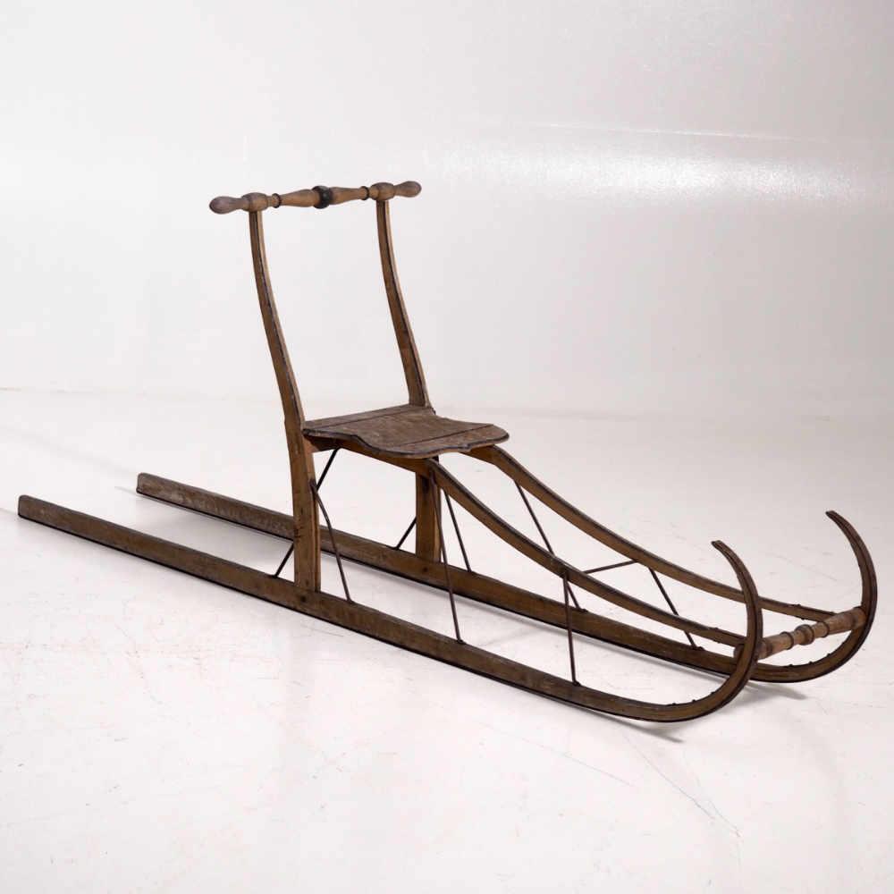 Very rare Swedish sled, early 19th C. - € 1.800