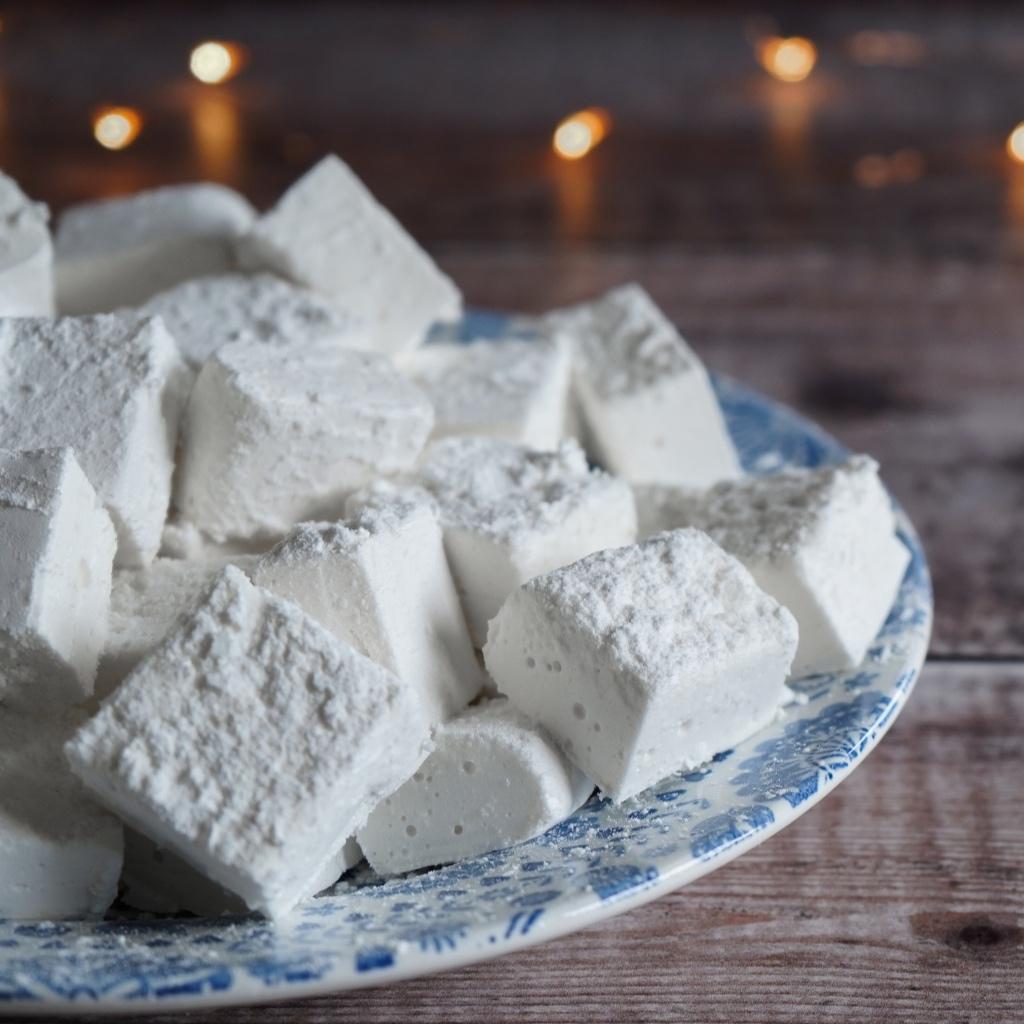 vegan marshmallows recept