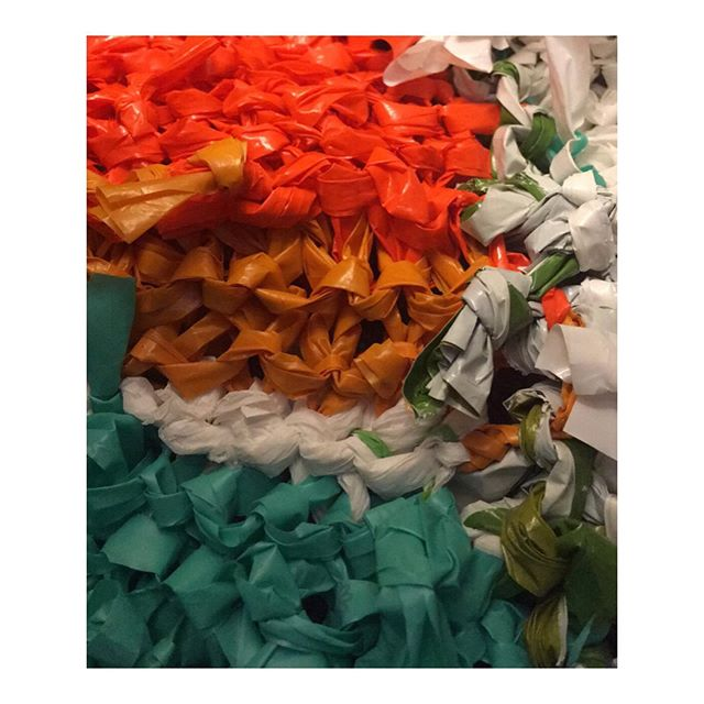 Tomorrow from 4pm-6pm we have Sculpture Club #1 from @jadelblood & @kaizenartsagency - A free after school club, and parents must stay and make too! This weeks theme is waste plastic. Get on board, and bring your kids, bring your nan, bring dog. Free arts for all! Find it at the back of Spark, in our downstairs events space⚡️#kaizenarts #sparkyork #sculpture club