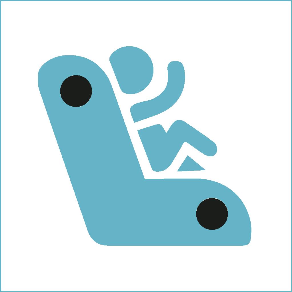 Baby Seat Storage Till Return -