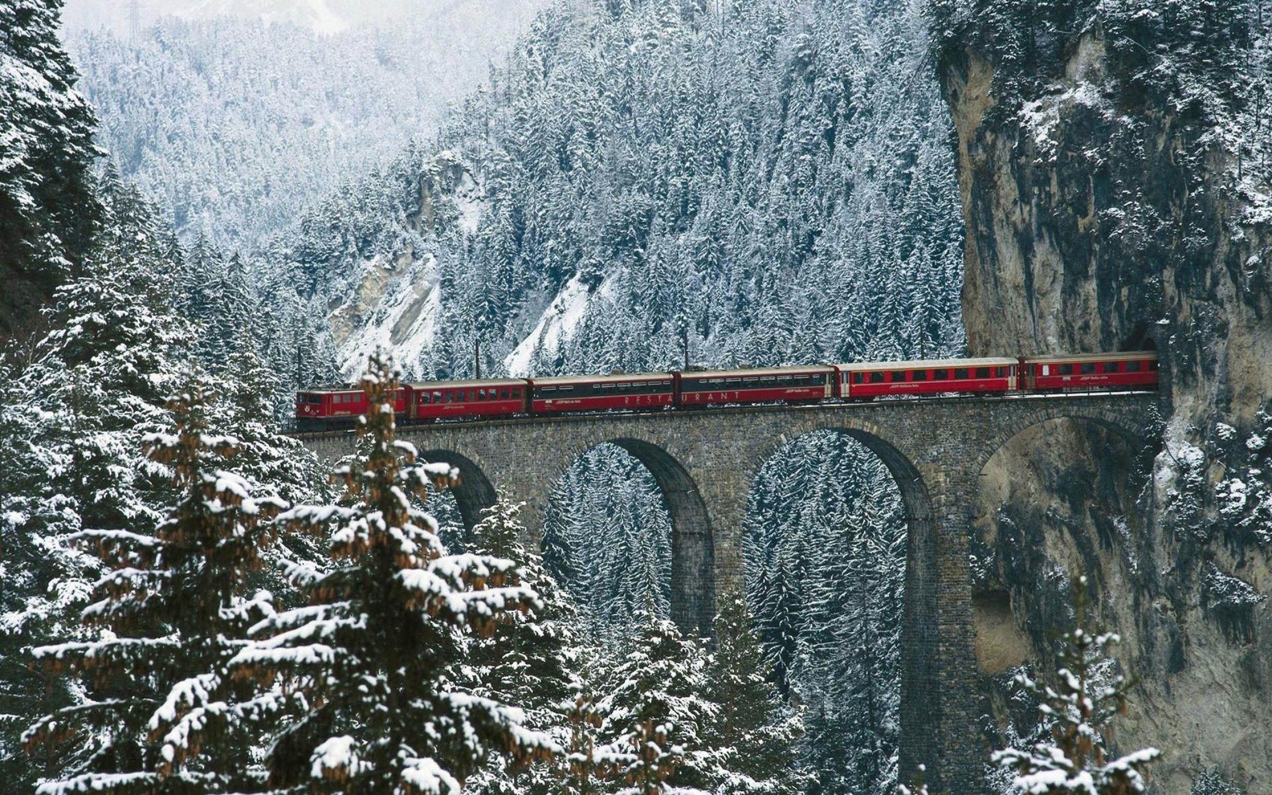 Landwasser Viaduct -