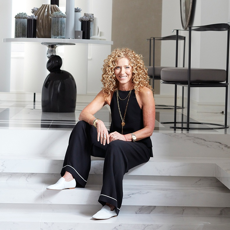 Kelly Hoppen - Image by Simon Brown Photography