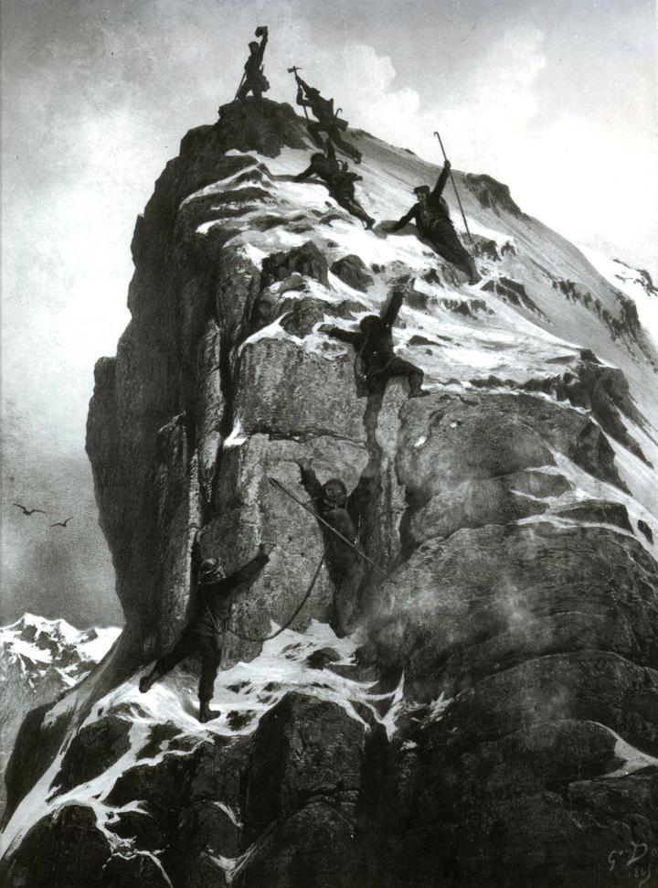 Source:  Zermatt Matterhorn