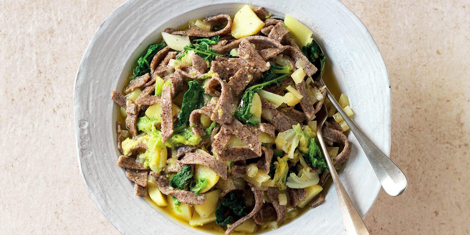Source:  La Cucina Italiana