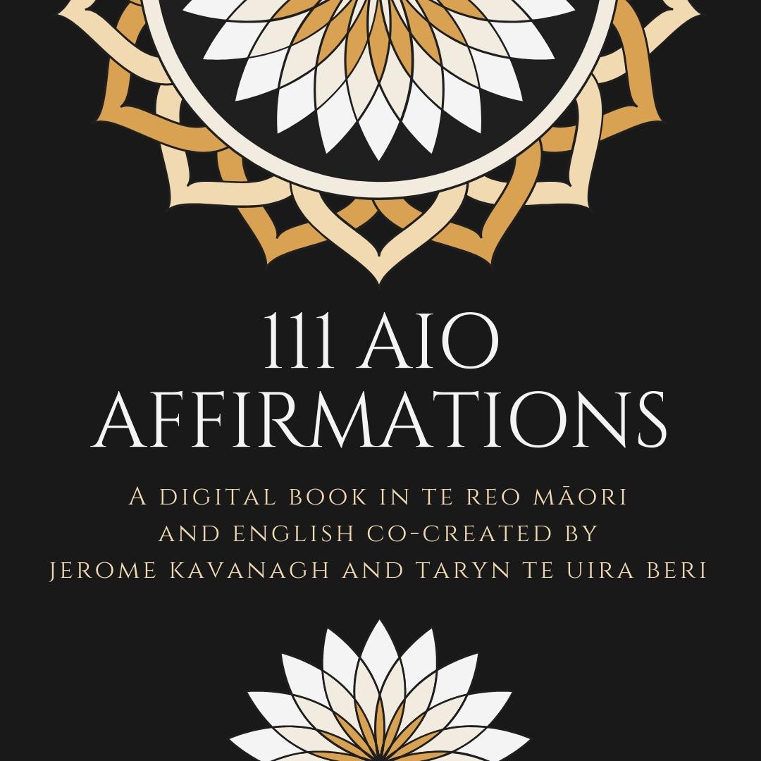 111 AIO AFFIRMATIONS EBOOK MAORI