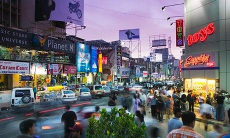 India's e-waste burden -