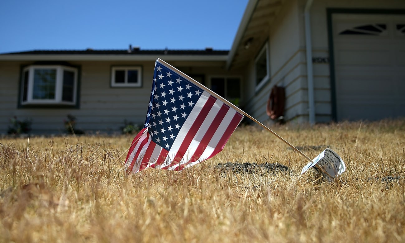 'A perpetual state of love and hate': readers on what it means to be American - ARTICLE