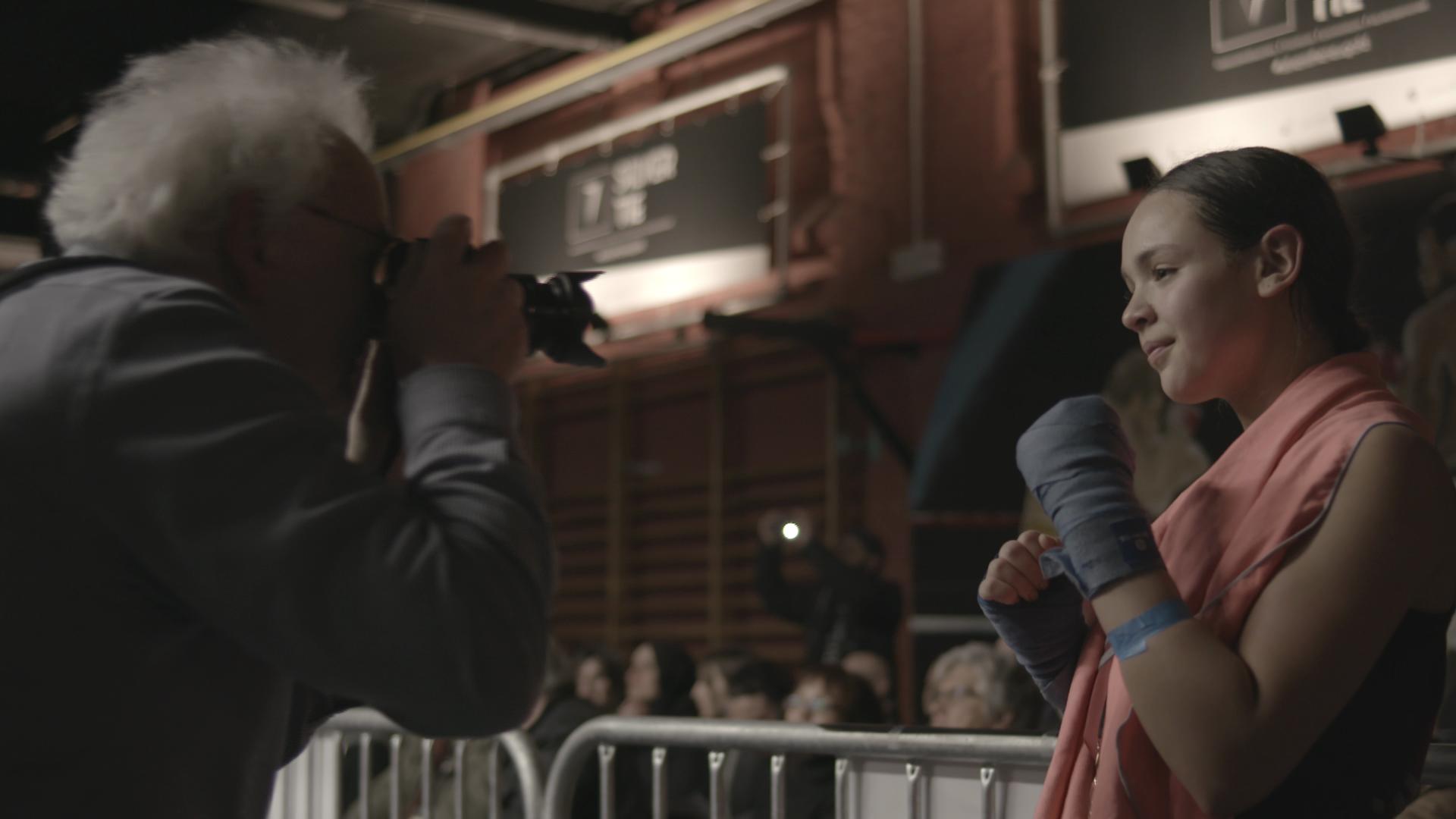 Director Leah Borromeo on Salma The Boxer: