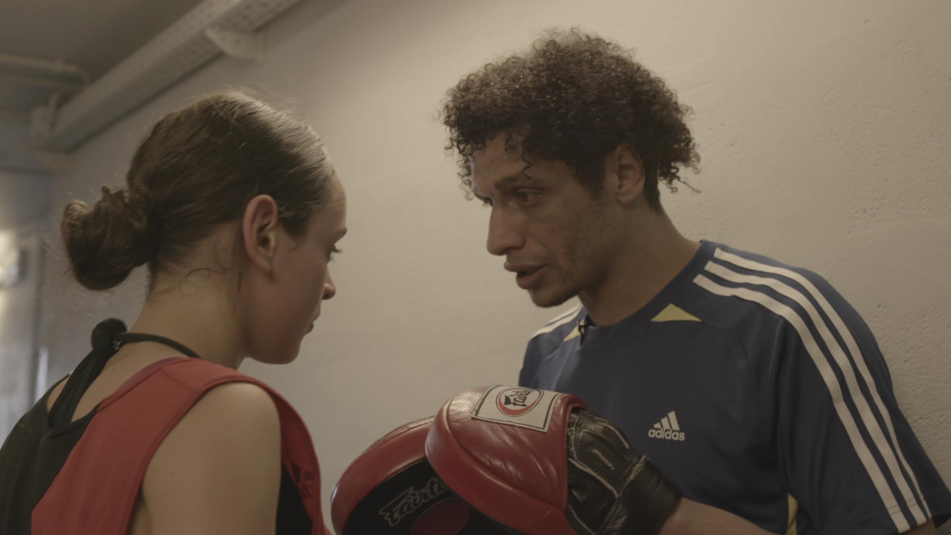 Salma The Boxer -