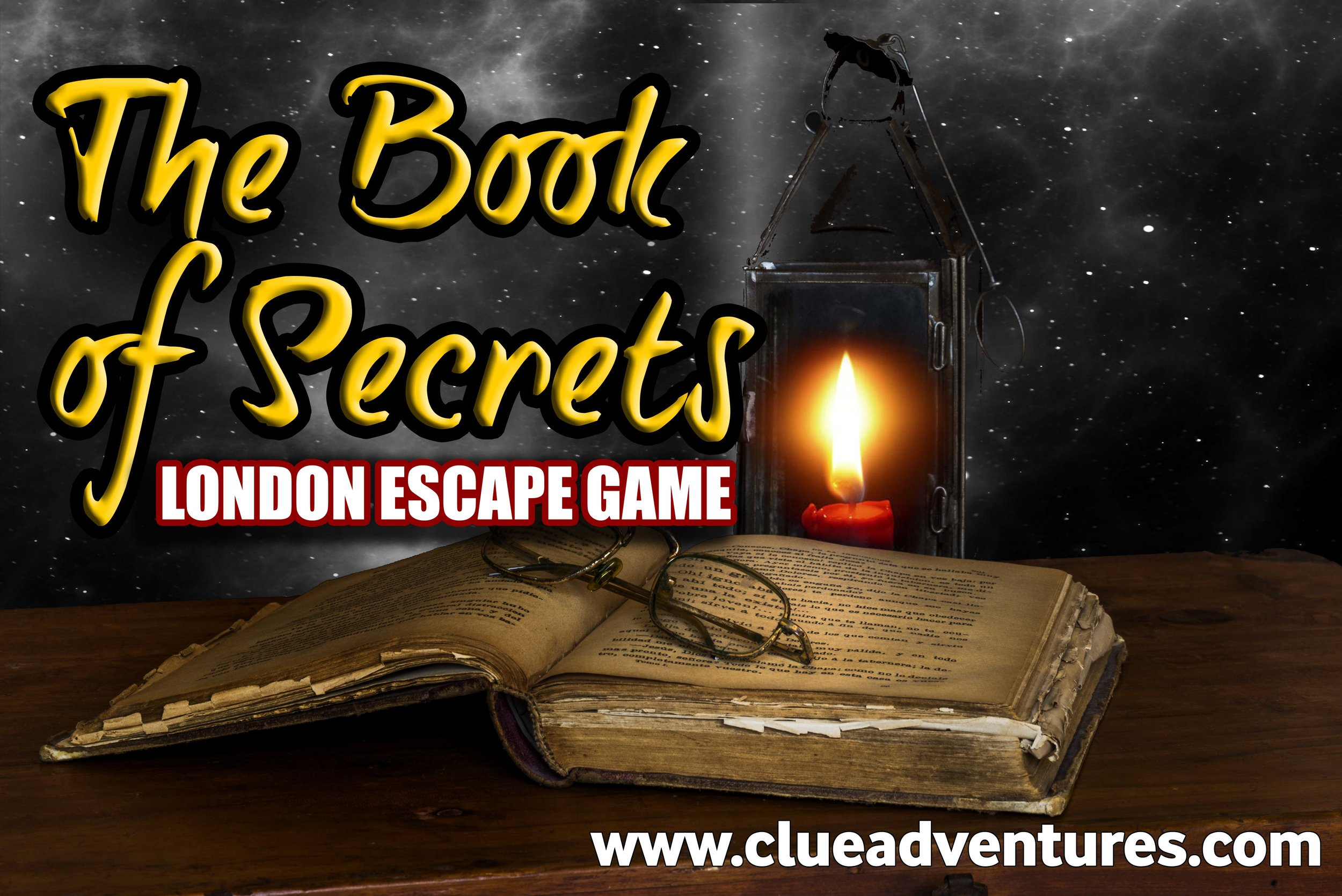 Magical London Escape Room