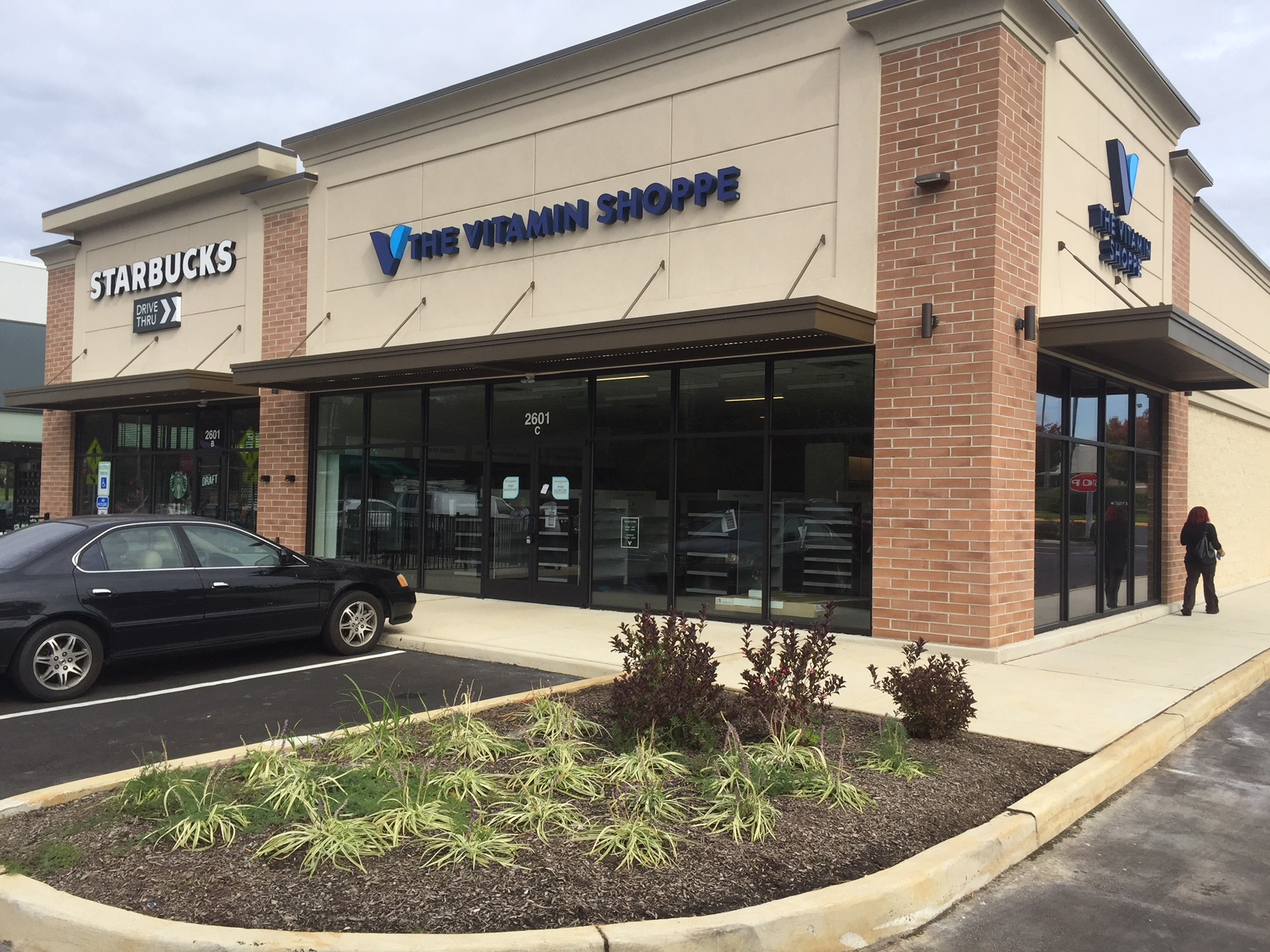 Starbucks & The Vitamin Shoppe - Burlington, New Jersey